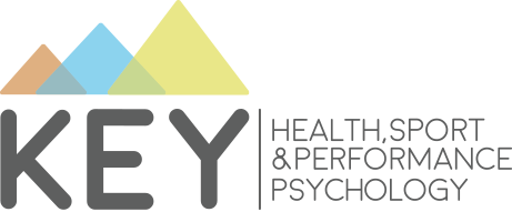 Key – Health, Sport & Performance Psychology Logo